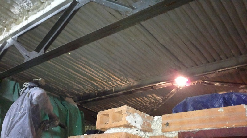 Izolace střechy 2